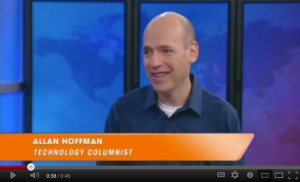 Allan Hoffman on Ebru Today
